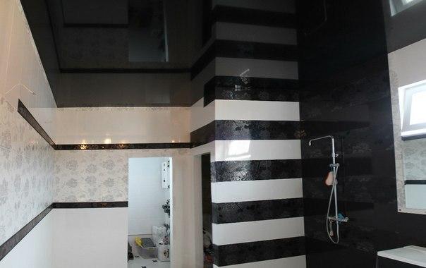 натяжной потолок в ванную и в туалет в уфе (2)