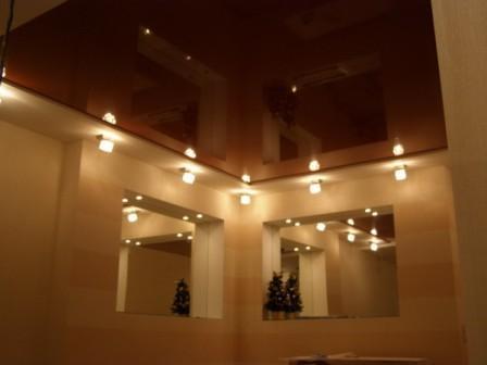 натяжной потолок в ванную и в туалет в уфе (3)