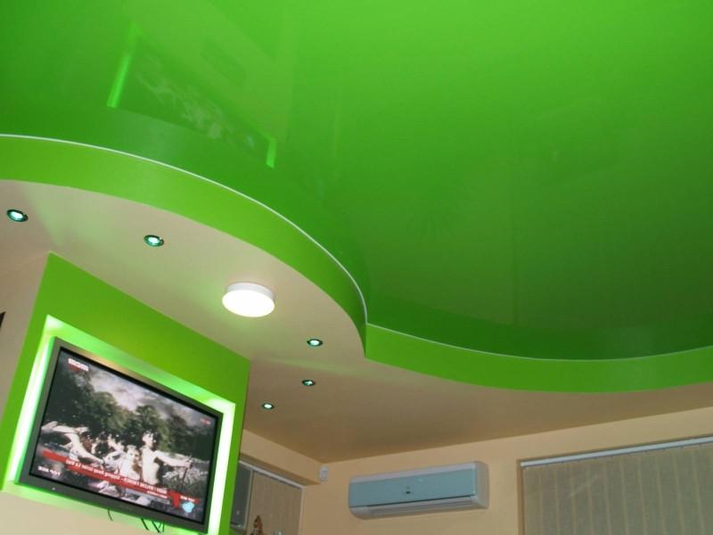 Зеленый цвет поможет человеку расслабиться