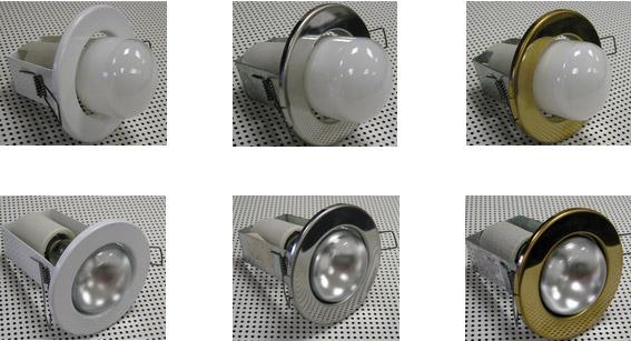 Лампочки для встраиваемых светильников